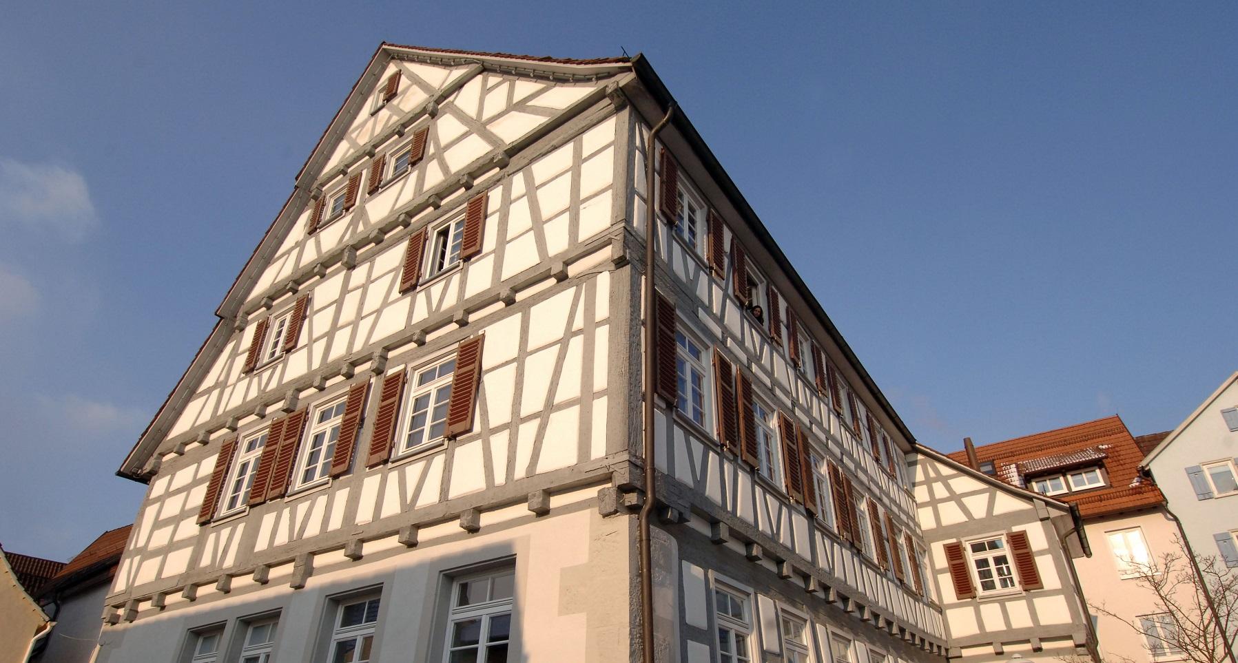 Herrenberg, Bebenhauser Klosterhof / Foto: Holom