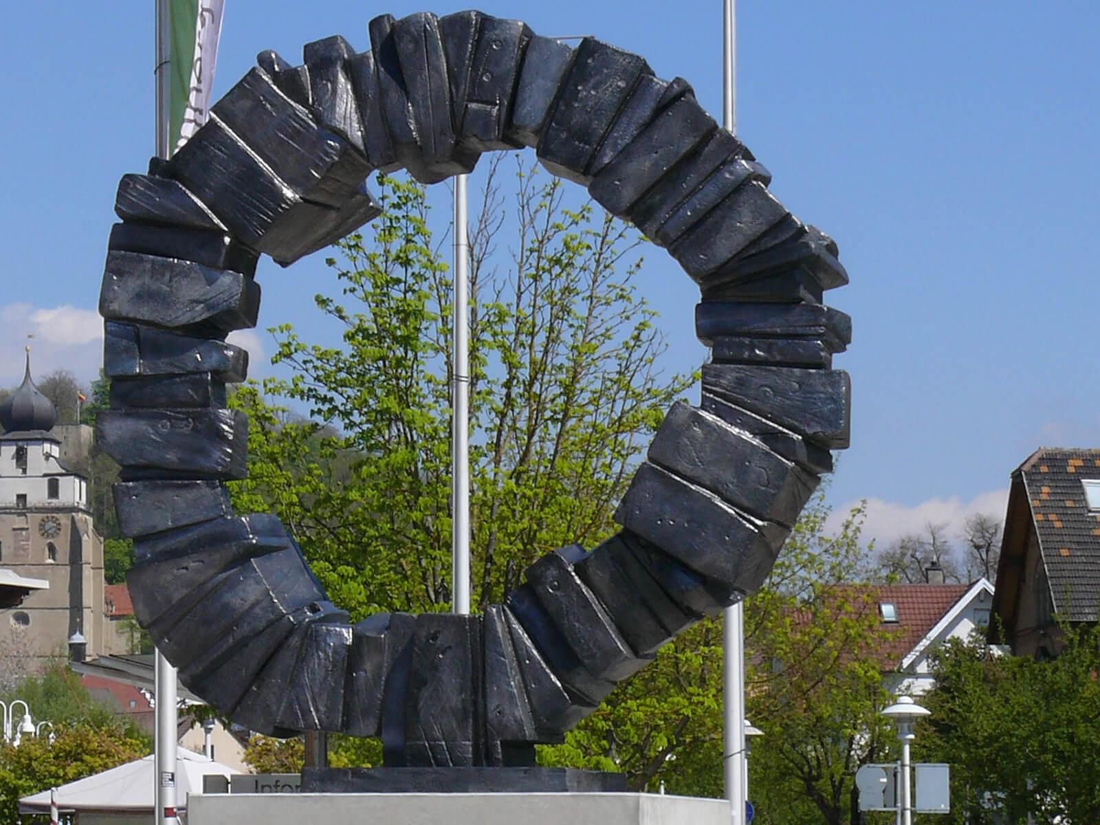 Jerg-Ratgeb-Skulpturenpfad
