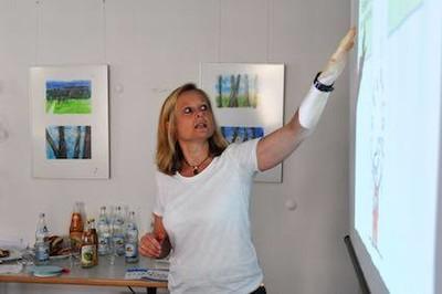 HEBT'S Workshop - Mitglieder aktivieren - Referentin Katja Stamer