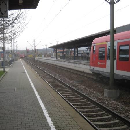 S Bahn Herrenberg
