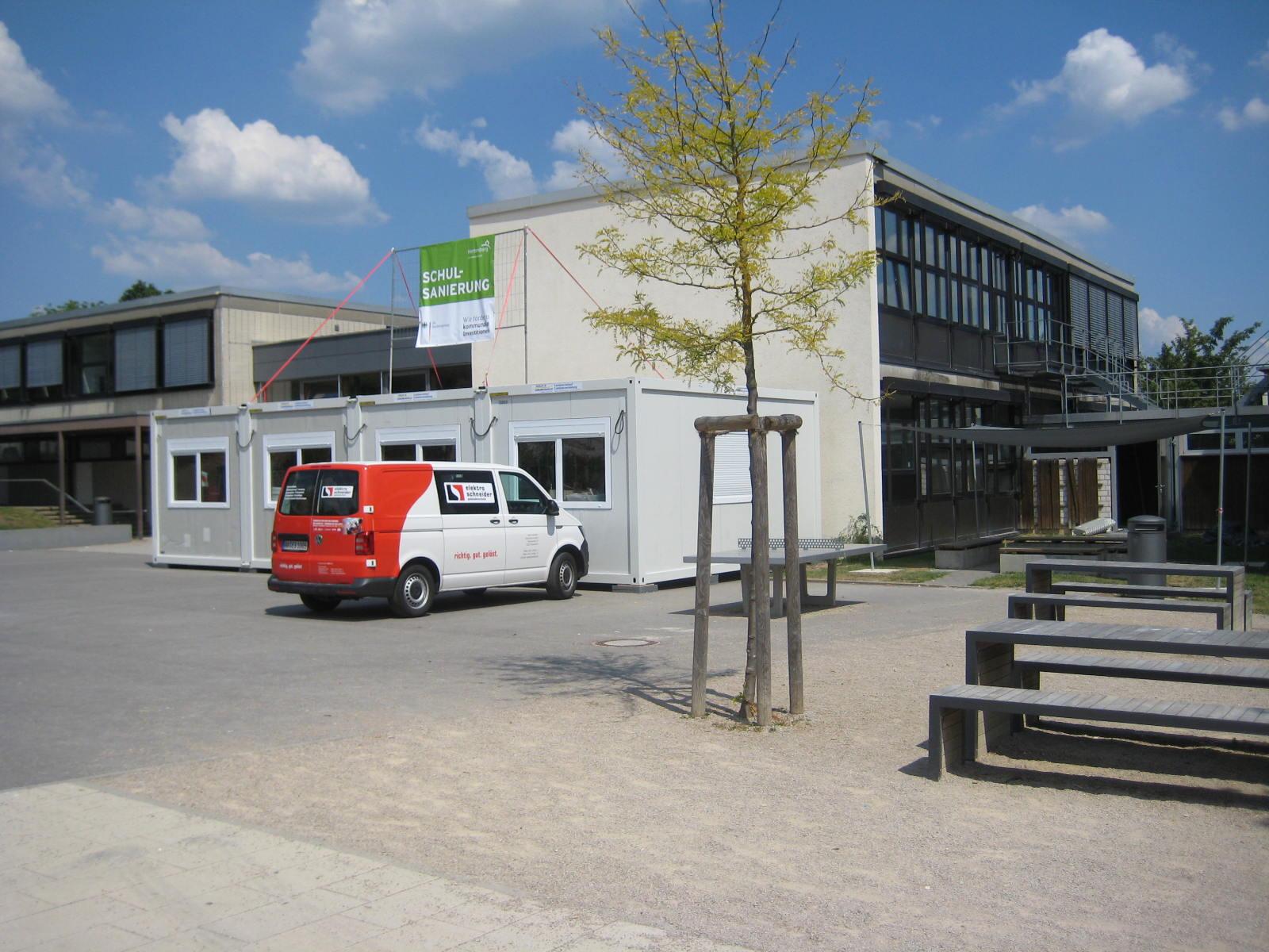 Sanierung Vogt-Heß-Gemeinschaftsschule