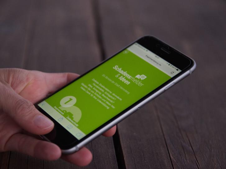 Speed-Dating-Ereignisse im mobilen al