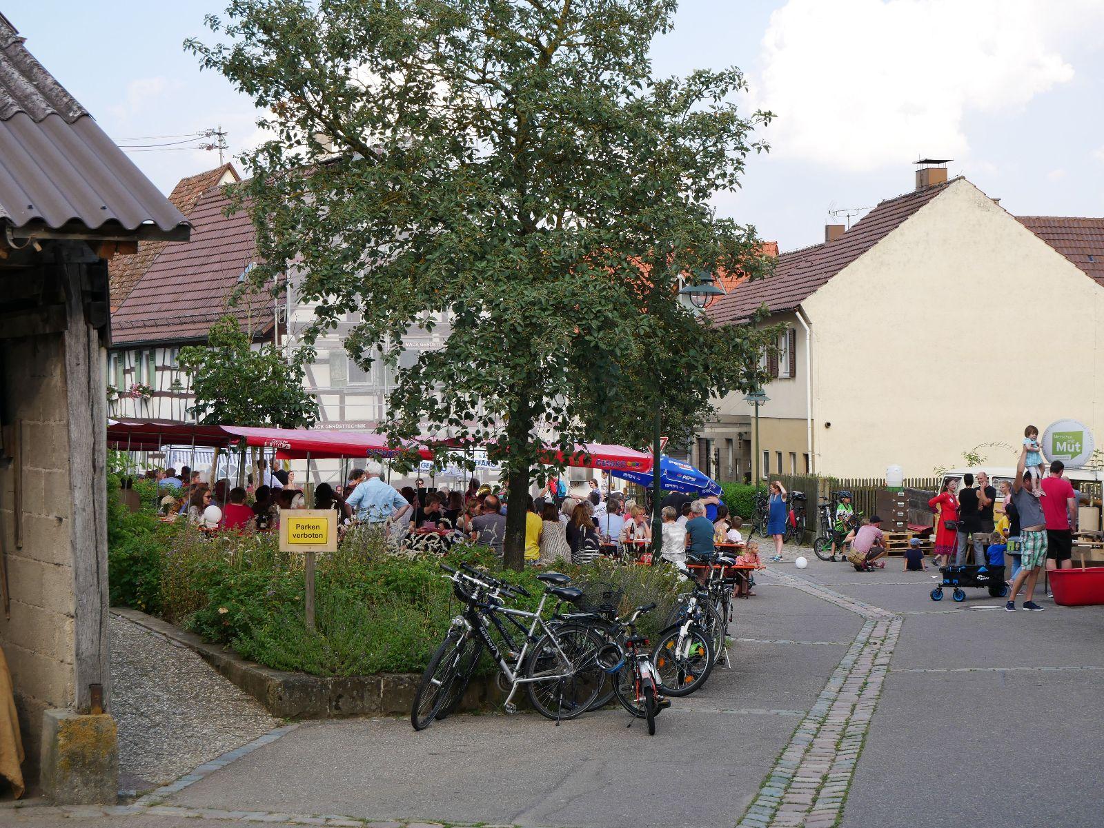 Zwiebelkuchenfest in Affstätt