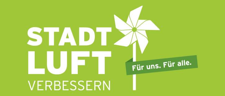Stadtluft verbessern: Logo