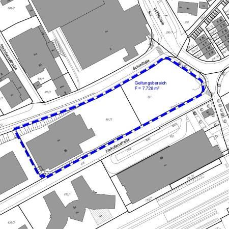 Plan Bahnhof 7. Änderung Sondergebiet