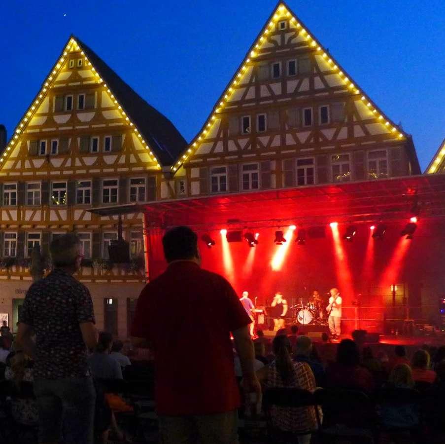 Strassenmusikfest Herrenberg