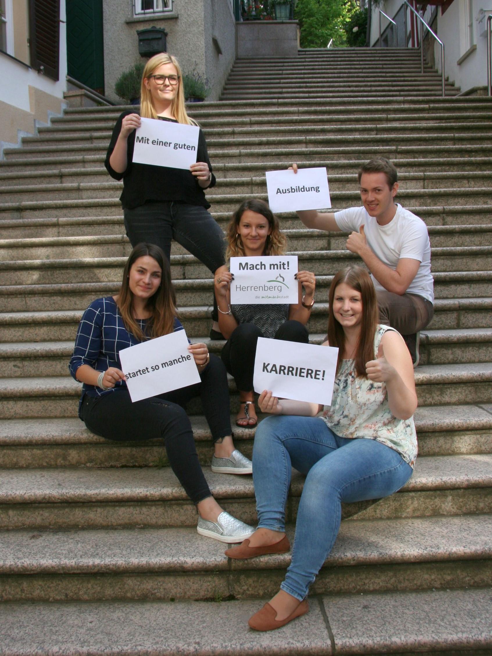 In den Osterferien bietet die Stadtverwaltung interessierten Schülerinnen und Schülern ein Praktikum an.