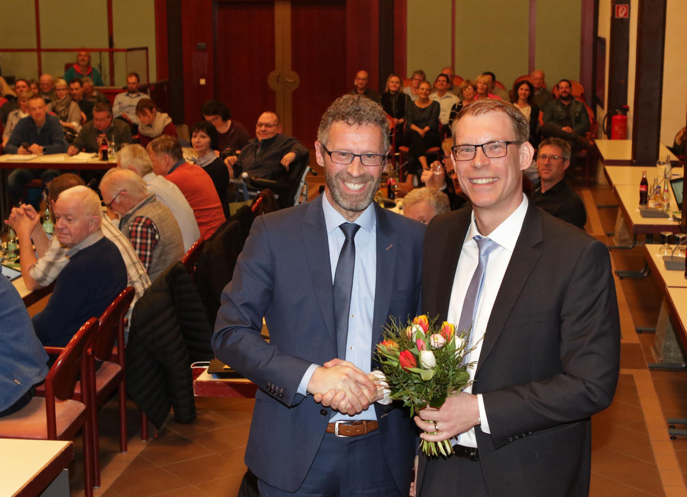 Der Gemeinderat hat Stefan Metzing am 19. Februar 2019 zum neuen Finanzbürgermeister gewählt.