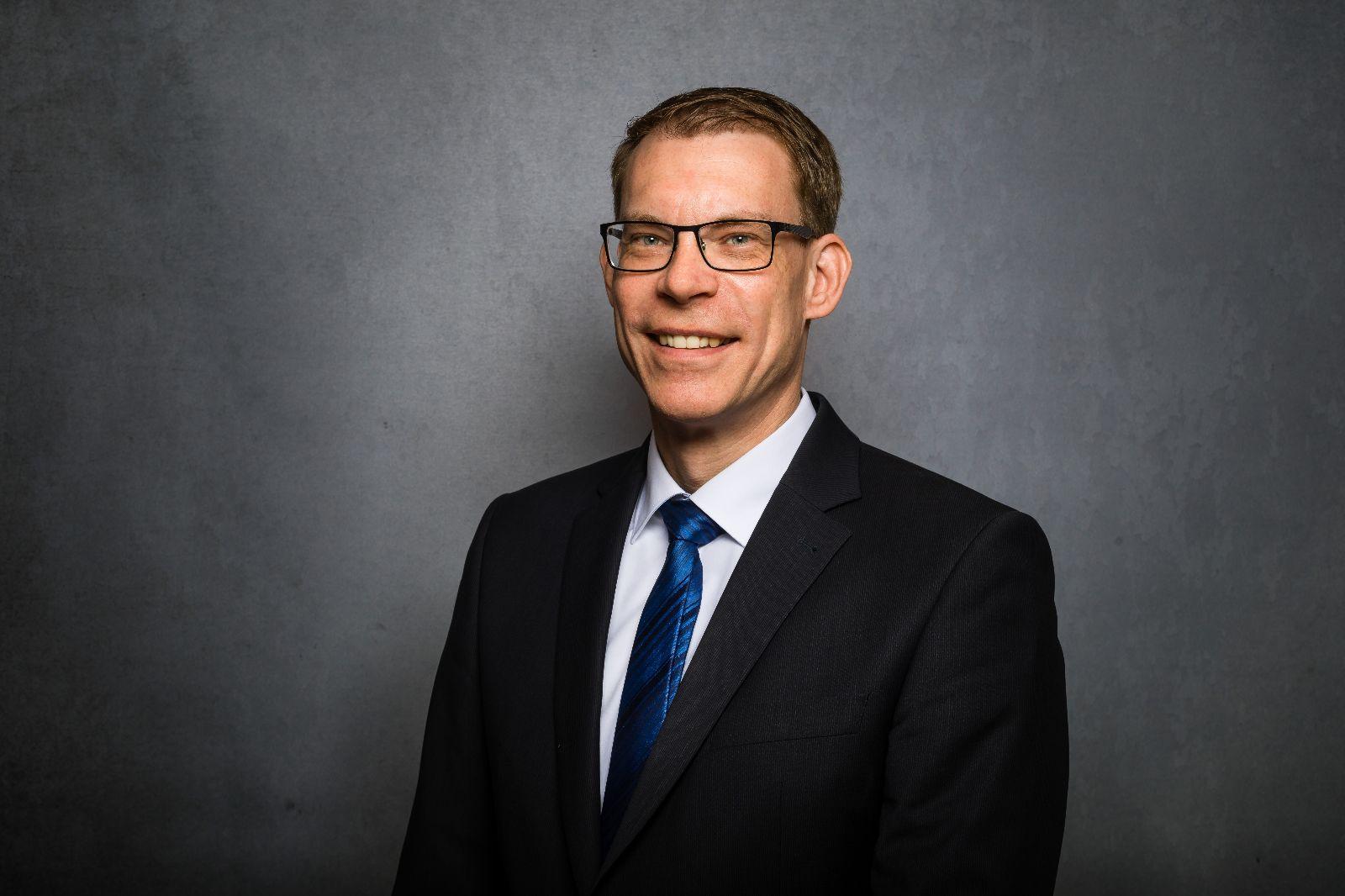 Stefan Metzing Finanzbürgermeister