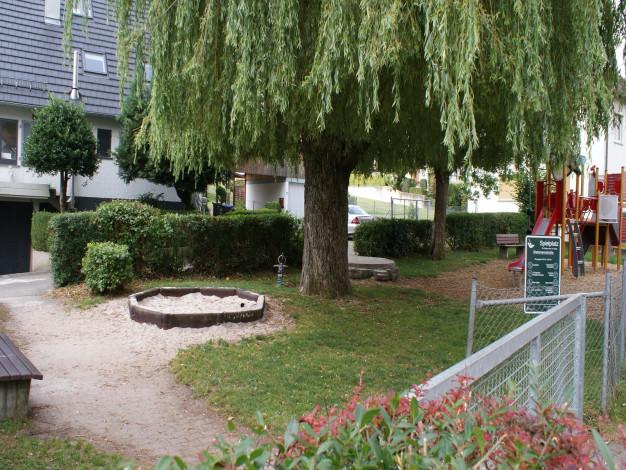 Spielplatz Watzmannstraße