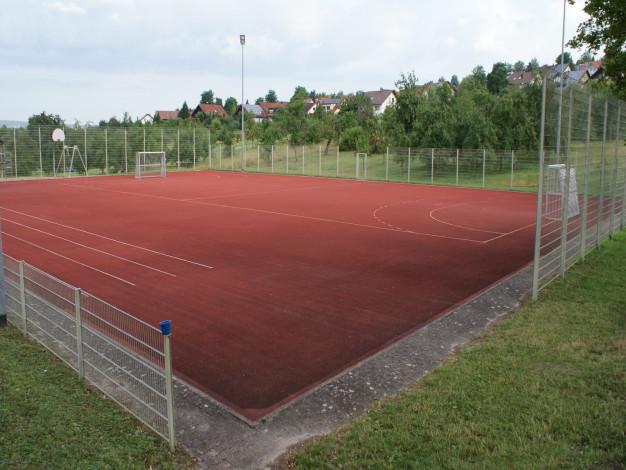 Sportplatz Steinhauptstraße