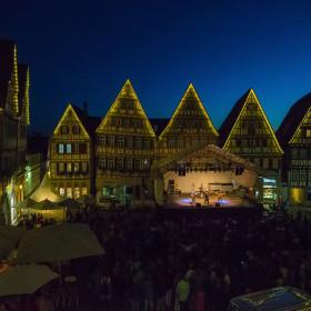 Finale des Straßenmusikfest Herrenberg