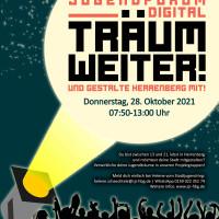 Jugendforum 2021 - Plakat