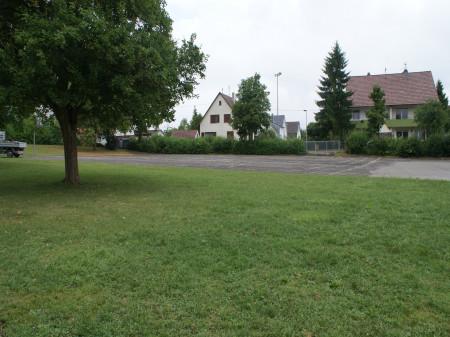 Bolzplatz Gemeindehalle