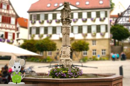 Marktbrunnen Herrenberg