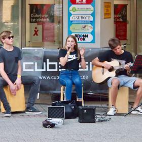 Straßenmusikfestival