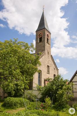 Bricciuskirche Oberjesingen