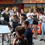 Schülerinnen und Schüler der Musikschule Herrenberg