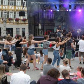 Die Popakademie Mannheim bei den Sommerfarben 2019