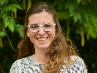 Vanessa Watkins, Leiterin Team Beteiligung und Engagement