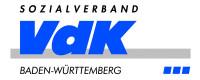 Logo Sozialverband VdK Landesverband BW