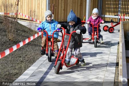Herrenberg Eröffnung Kita Seeländer / Foto: Holom