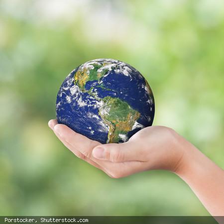 Klimaschutz - Bild: Porstocker, Shutterstock