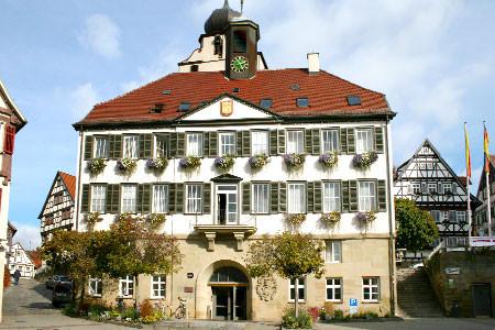 Rathaus Herrenberg