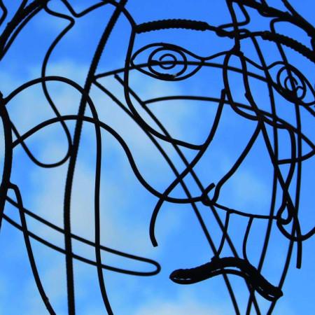 Skulptur Lothar Hudy