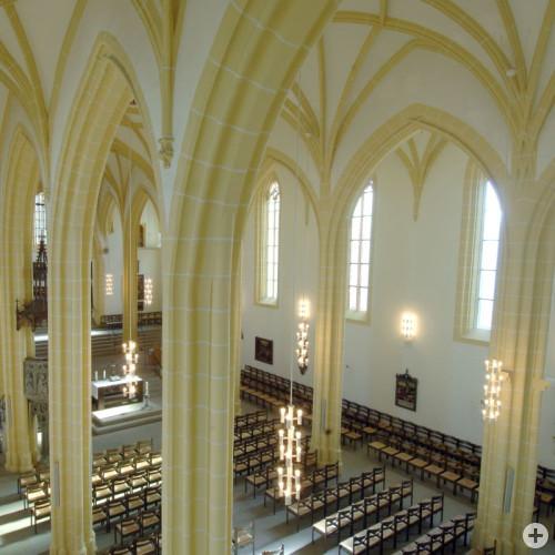 Stiftskirche Innenansicht