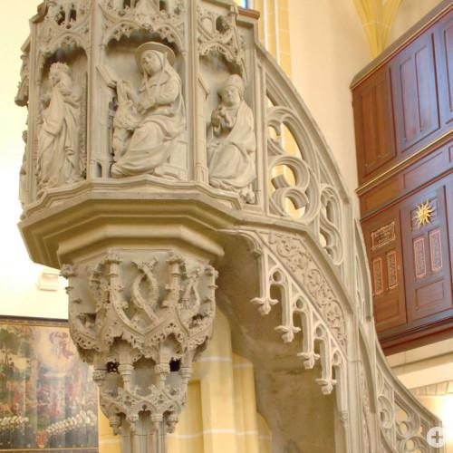 Kanzlei Stiftskirche Herrenberg