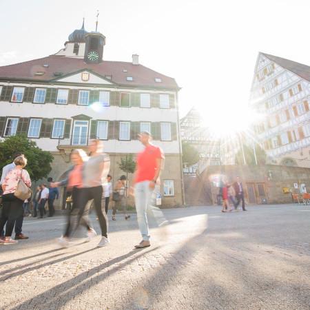 Marktplatz in Herrenberg