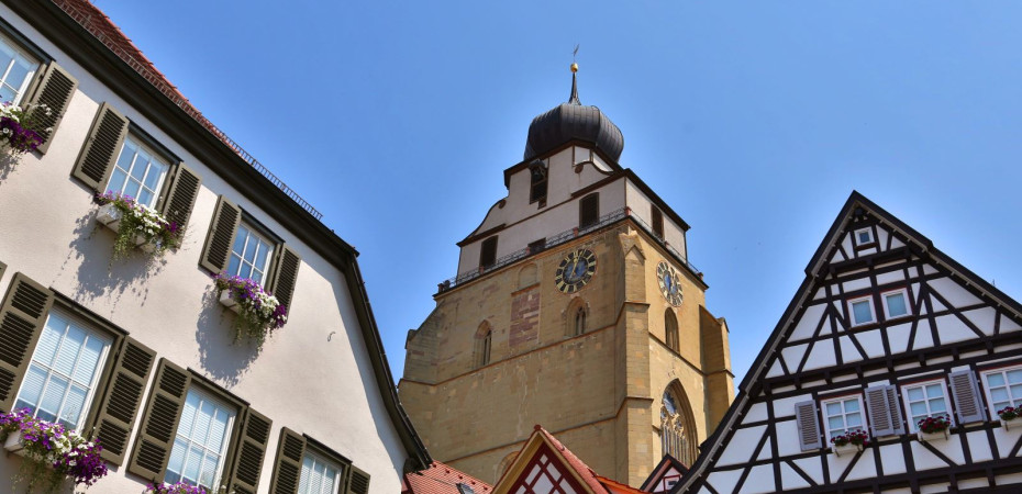 Herrenberg Stiftskirche / Glockenmuseum