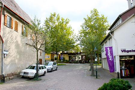 Standort Geburtshaus W. Schickhardt