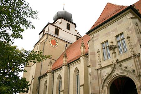 Stiftskirche von herrenberg