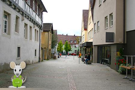 Bronngasse Herrenberg