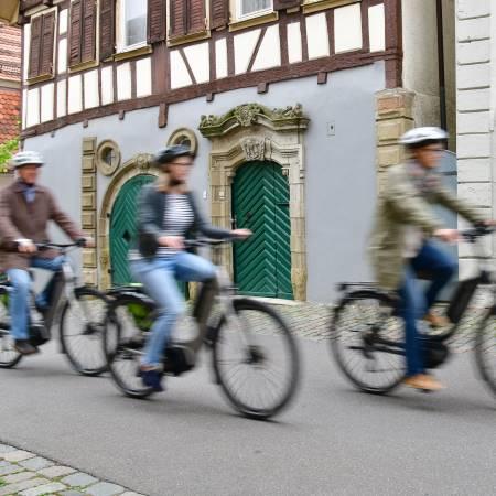 Herrenberg Anschaffung Pedelecs / Foto: Holom