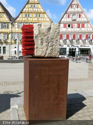 Skulptur Susanne Immer