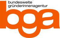 Logo bundesweite gründerinnenagentur bga