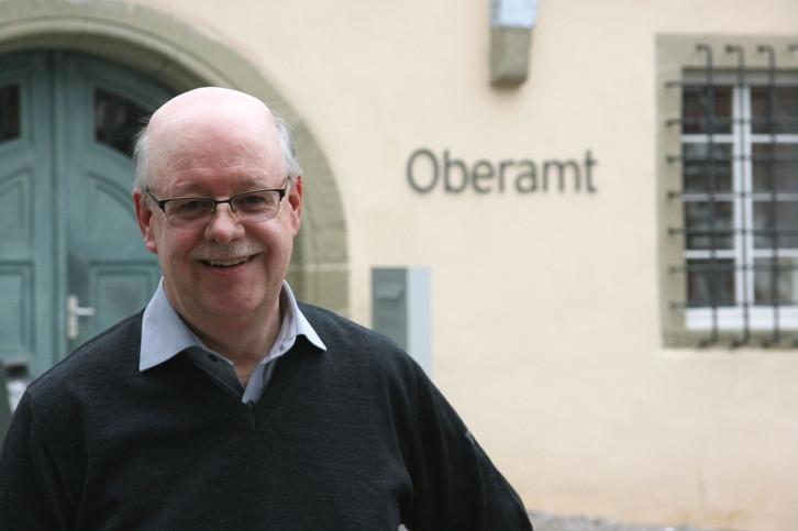 PM257: Dieter Bäuerle wird Amtsleiter