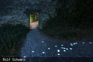 Lichttreppenpfad Herrenberg