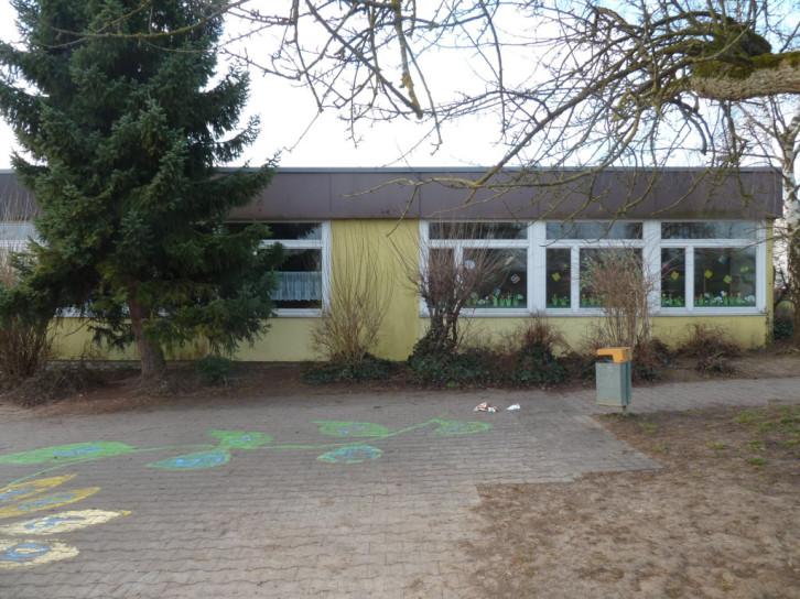 Grundschule Haslach: Abbruch beginnt