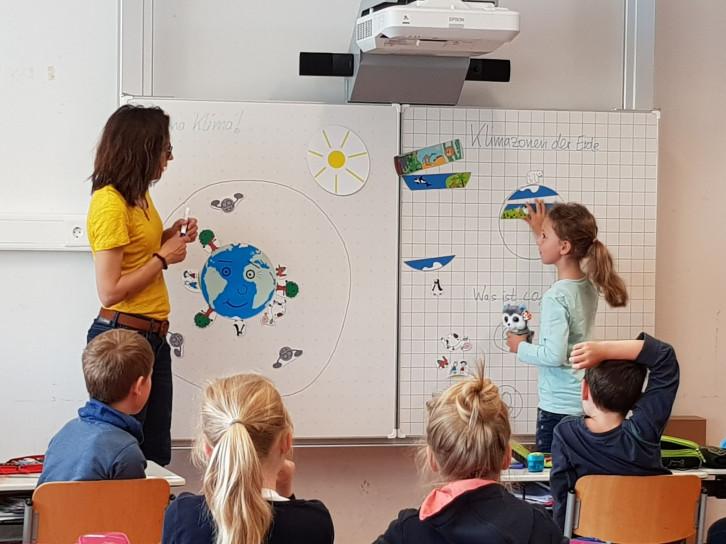 Projekt Klimaschutz Grundschule Oberjesingen