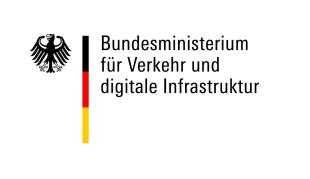 Logo Bundesministerium für Verkehr und digitale Infrastruktur
