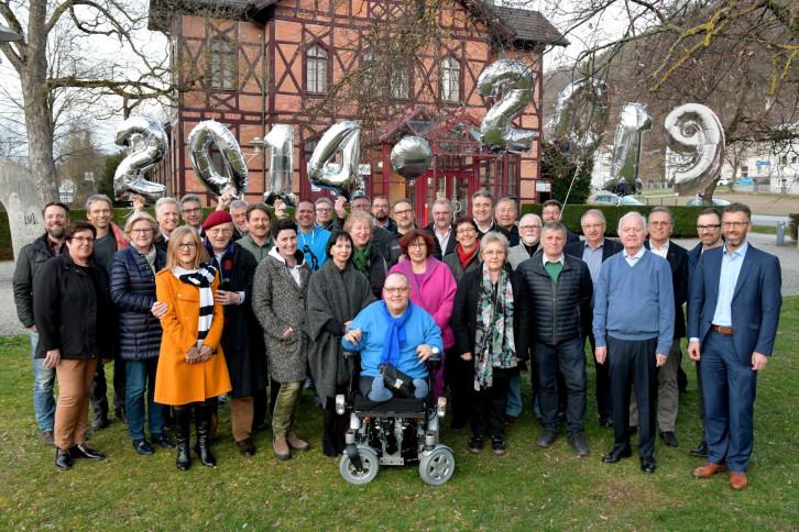 Gemeinderat 2014-2019 / Foto: Holom