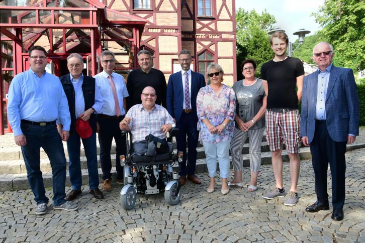 Gemeinderat 2014-2019_ausscheidende Gemeinderäte / Foto: Holom
