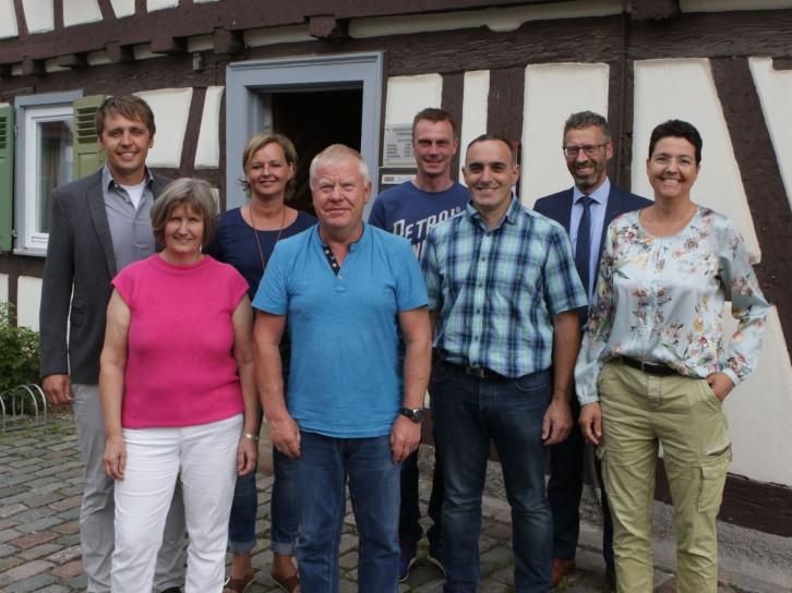 Ortschaftsrat Affstätt 2019-2024