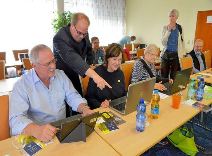 Amnesty-Fachtagung: Menschenrechte und digitale Selbstverteidigung