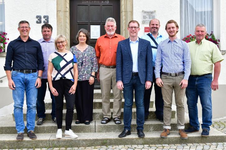 Ortschaftsrat Haslach 2019 bis 2014