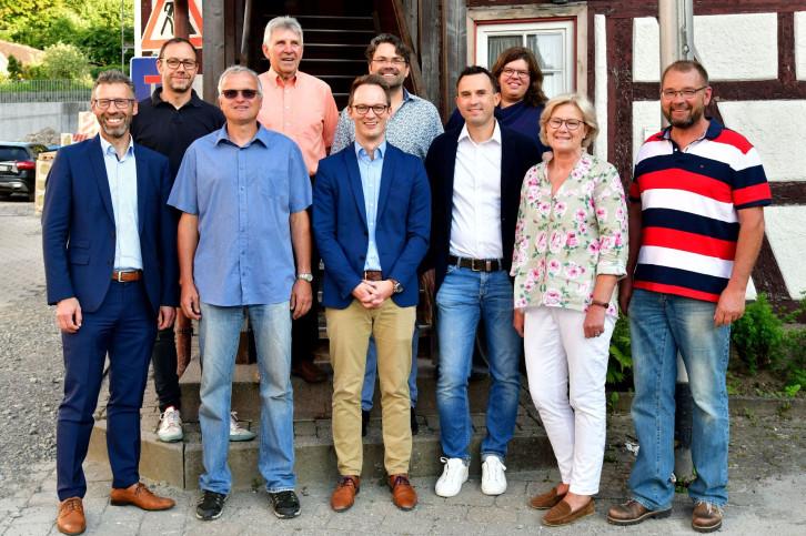 Ortschaftsrat Mönchberg 2019-2024